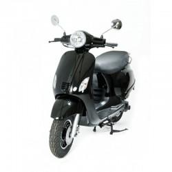 Style Italien 50cc-ZN50QT-30 NOIR