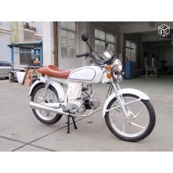 Moto Rétro 50cc3 4temps