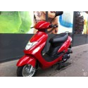 Scooter ROUGE Style V CLICK ZN50QT-11B