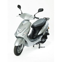 Scooter GRIS Style V CLICK ZN50QT-11B